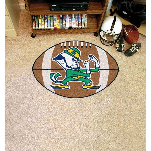 NCAA Notre Dame Football Mat by FANMATS
