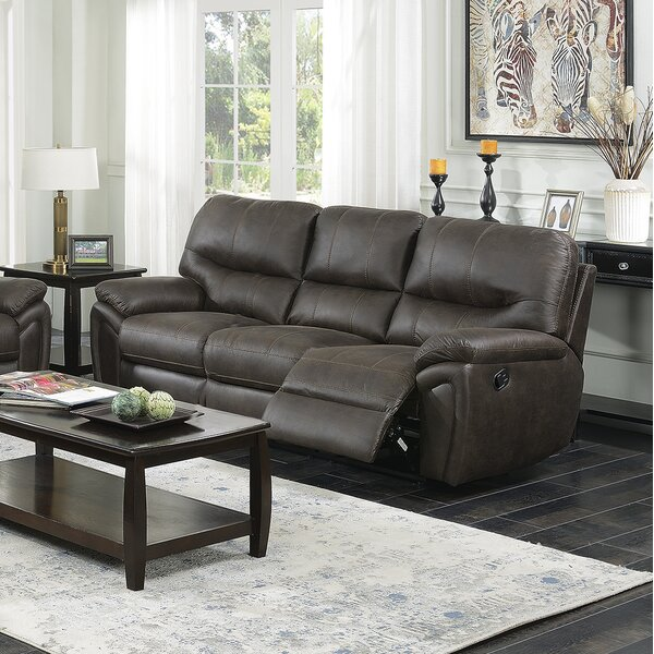 Low Priced Quance Reclining Sofa by Winston Porter by Winston Porter
