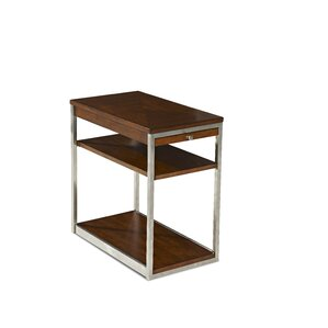 Salzer Chairside Table by Varick Gallery