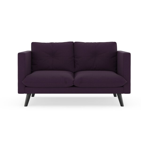 Rockton Cross Weave Loveseat By Brayden Studio Wonderful