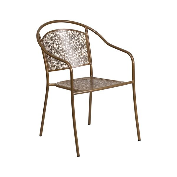 Mccrae Stacking Patio Dining Chair by Red Barrel Studio