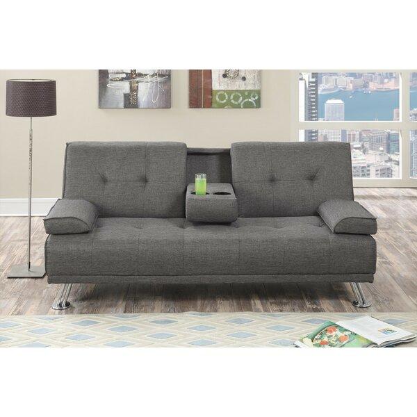 Ackerman Adjustable Convertible Sofa by Latitude Run