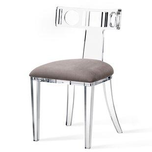 Ardsley Klismos Upholstered Dining Chair