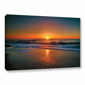 'Morning Has Broken Ii' Photographic Print on Wrapped Canvas by Beachcrest Home