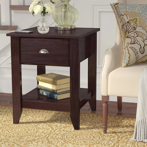 Revere End Table by Andover Mills