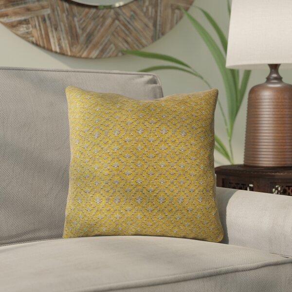 Monarrez Cleopatra Luxury Throw Pillow by Bloomsbury Market