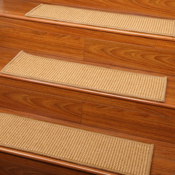 Decca  Somerset Stair Tread (Set of 13) by Wildon Home ®