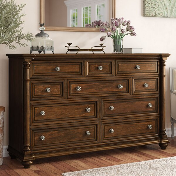 Leesburg 10 Drawer Dresser by Hooker Furniture