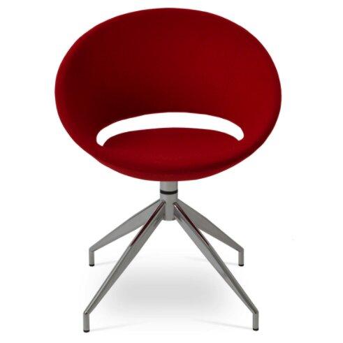 Sohoconcept Crescent 23 75 Papasan Chair Wayfair