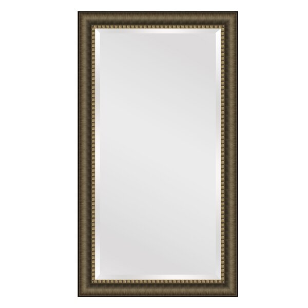 Rectangle Brown Wall Mirror by Darby Home Co
