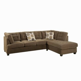 Andrae Reversible Modular Sectional by Red Barrel Studio SKU:BB999715 Information