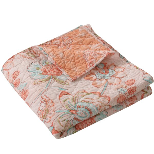 Ennis Quilted Throw by Red Barrel Studio