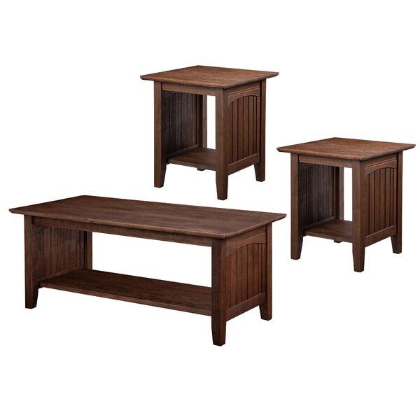 Esita 3 Piece Coffee Table Set