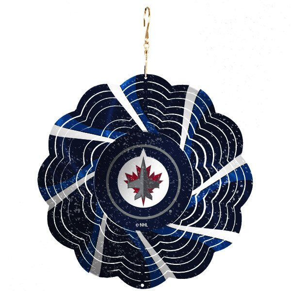 NHL Geo Spinner Ornament by Team Sports America