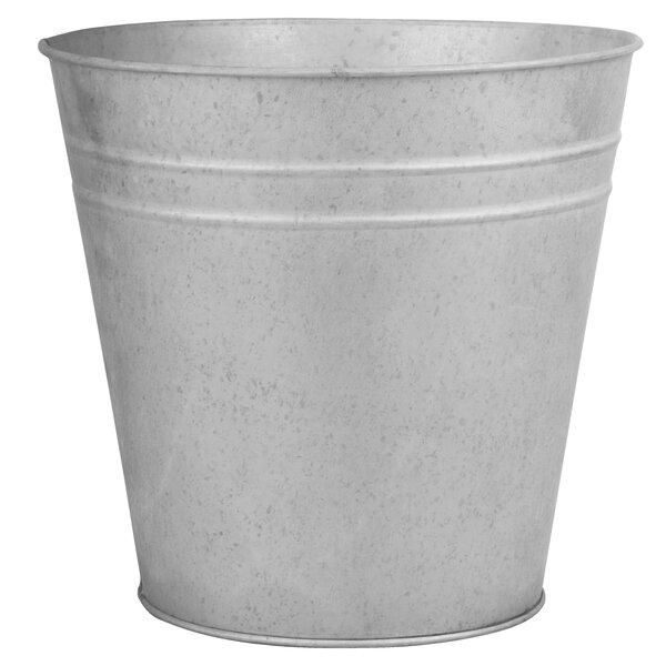 Old Zinc Pot Planter (Set of 3) by EsschertDesign