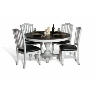 Arlene 5 Piece Dining Set By August Grove