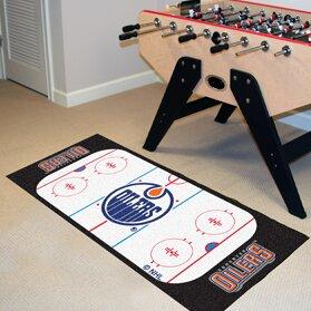 NHL - Edmonton Oilers Rink Runner Doormat by FANMATS