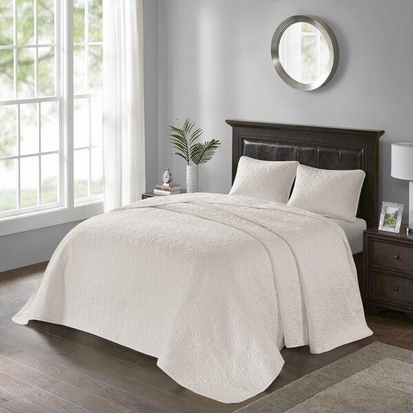 Riverside Reversible  Bedspread Set by One Allium Way