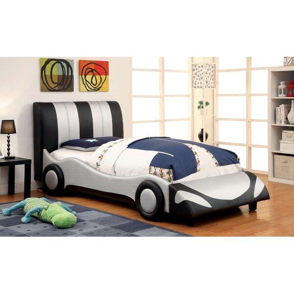 Speedy Racer Car Bed By Hokku Designs by Hokku Designs 2020 Sale
