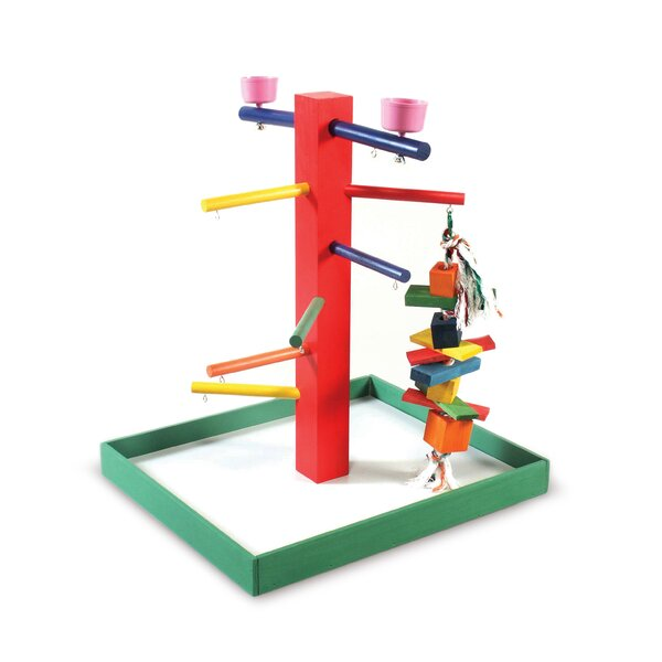 Pet Products Parrot Playground by Prevue Hendryx