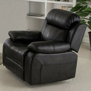 Giron Manual Glider Recliner Red Barrel Studio