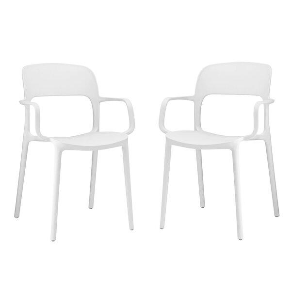 Cooper Arm Chair (Set of 2) by Hashtag Home