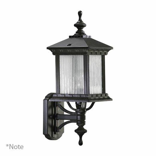 Schroeder 1-Light Outdoor Sconce by Astoria Grand