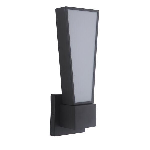 Staciee 1-Light LED Bath Sconce by Latitude Run