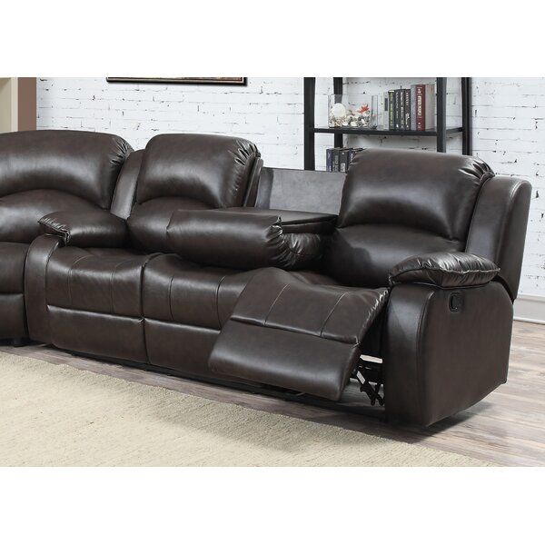 Buy Online Top Rated Rahn Transitional Reclining Sofa by Red Barrel Studio by Red Barrel Studio