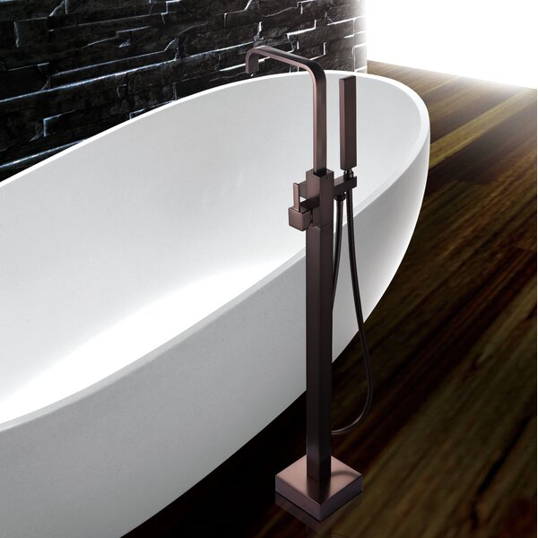 Floor Mounted Tub Only Faucet by AKDY