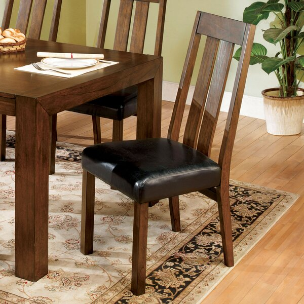 Amilie Upholstered Dining Chair (Set Of 2) By Hokku Designs