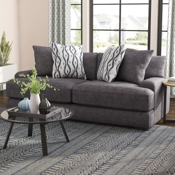 Modern Collection Ally Sofa by Brayden Studio by Brayden Studio