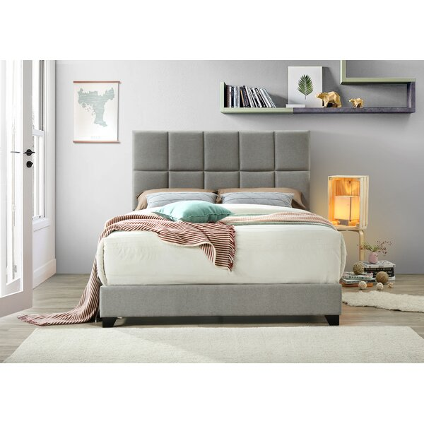 Bluebelle Upholstered Standard Bed by Latitude Run