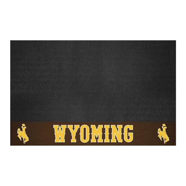University of Wyoming Grill Mat by FANMATS