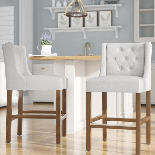 Sixtine Bar & Counter Stool by Lark Manor