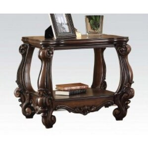 Versailles Wood End Table ..
