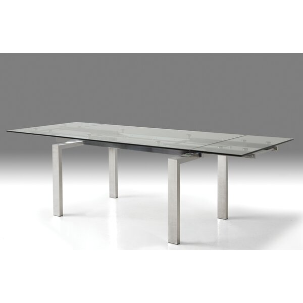 Chouhan Extendable Dining Table by Orren Ellis Orren Ellis