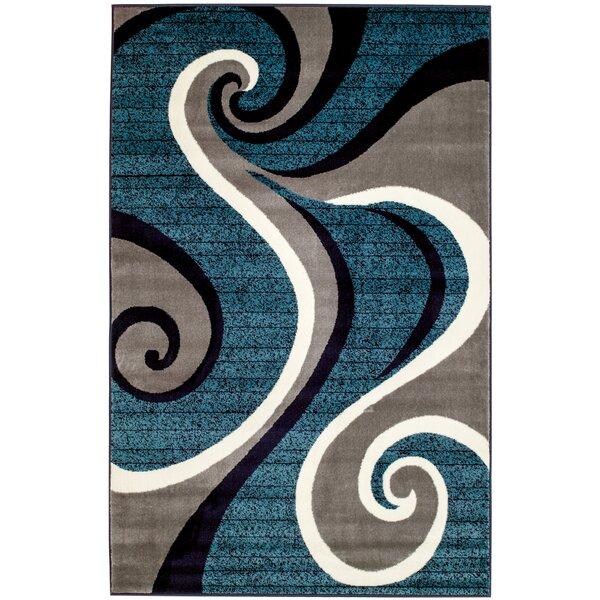 @ Rick Blue Area Rug by Zipcode Design| #$0.00!