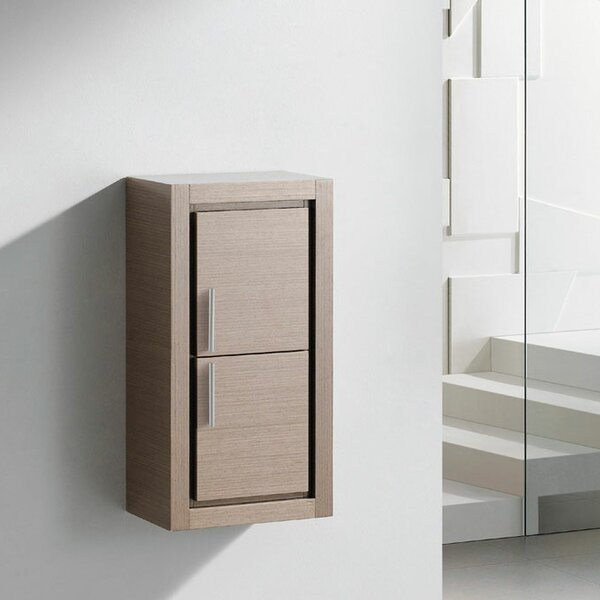 15.75 W x 32 H Wall Mounted Cabinet by Fresca