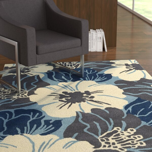 Talitha Hand-Tufted Area Rug by Latitude Run