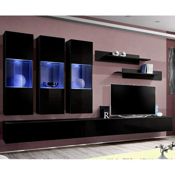 Nardi Floating Entertainment Center For TVs Up To 88