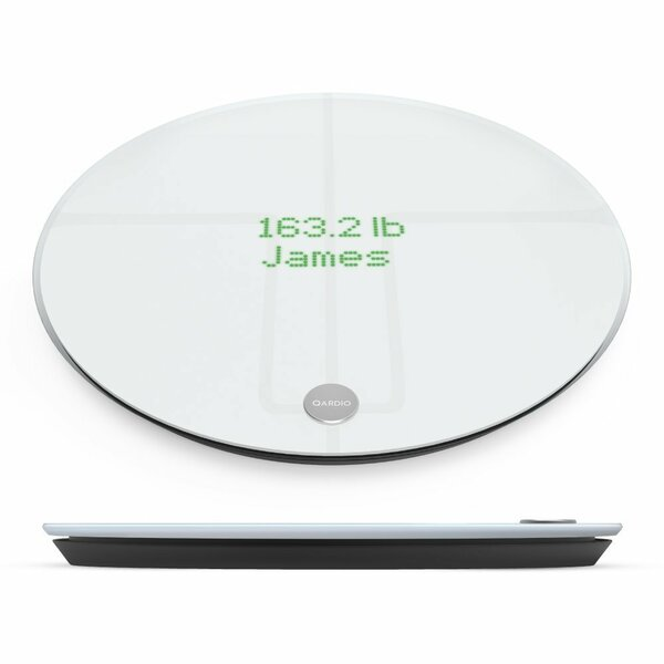 QardioBase 2 Digital Scale by Qardio