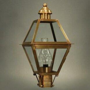 Price Check Boston 3-Light Lantern Head By Northeast Lantern