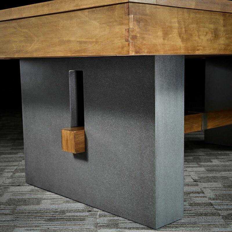 Barrington Billiards Company Urban Ft Pool Table Wayfair - Composite pool table