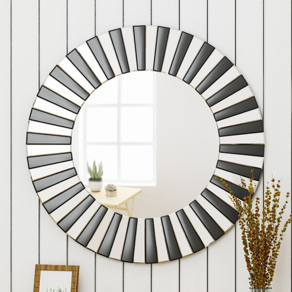 Adrastus Accent Mirror by Mercer41