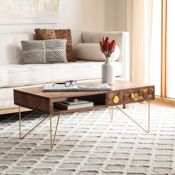 Kershaw Coffee Table by Ivy Bronx Ivy Bronx
