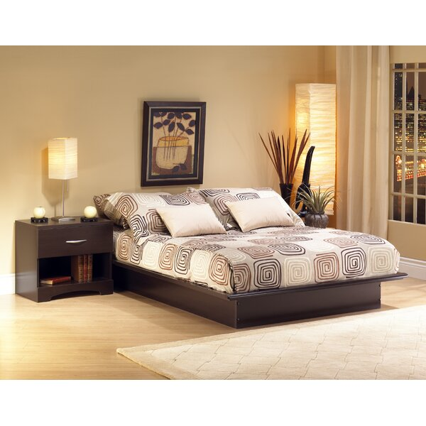 Back Bay Platform Configurable Bedroom Set by South Shore