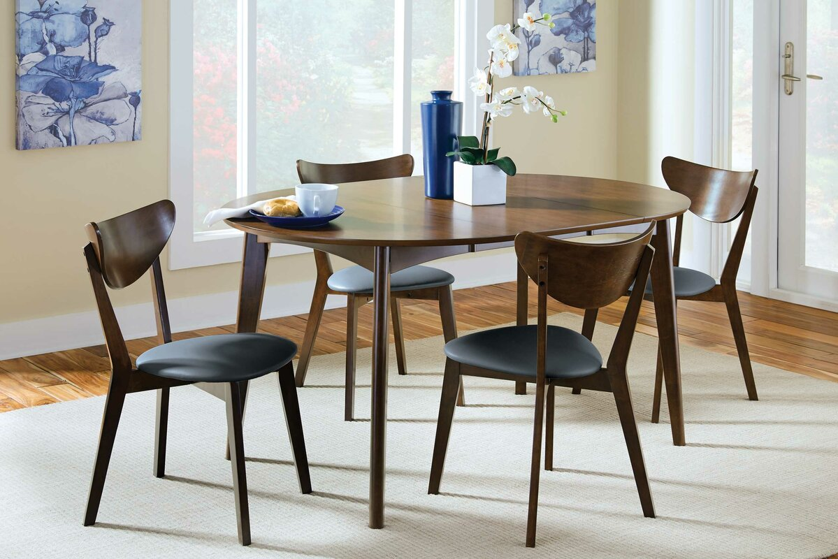 Extendable Dining Room Table Langley Street Seneca Extendable Dining Table & Reviews  Wayfair