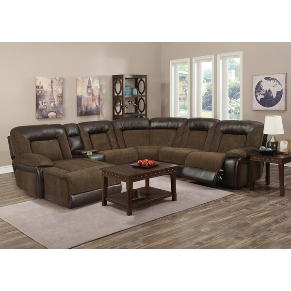 Fenwick Landing Reclining Sectional by Red Barrel Studio