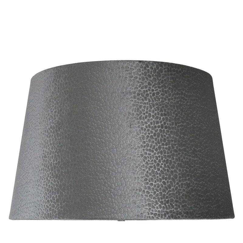 Edinburg suede empire lamp shade